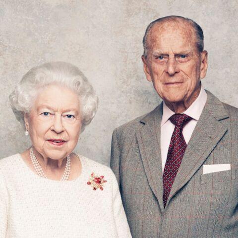 Le prince Harry en solo, Kate Middleton radieuse: la famille réunie pour l'anniversaire de mariage de la reine