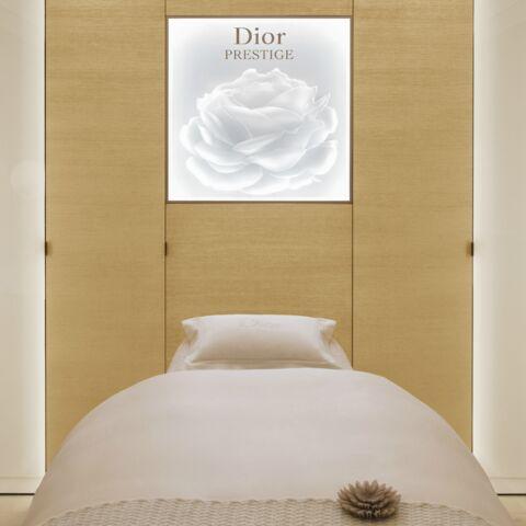 PHOTOS – Nommé catégorie Palace: Dior Institut au Plaza Athénée