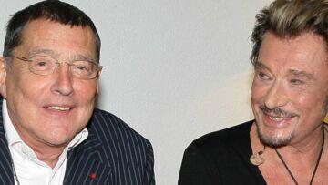 Comment Johnny Hallyday s'est réconcilié avec son producteur de toujours Jean-Claude Camus