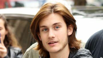 PHOTO – René-Charles, le fils de Céline Dion, ose la moustache: un nouveau look qui séduit