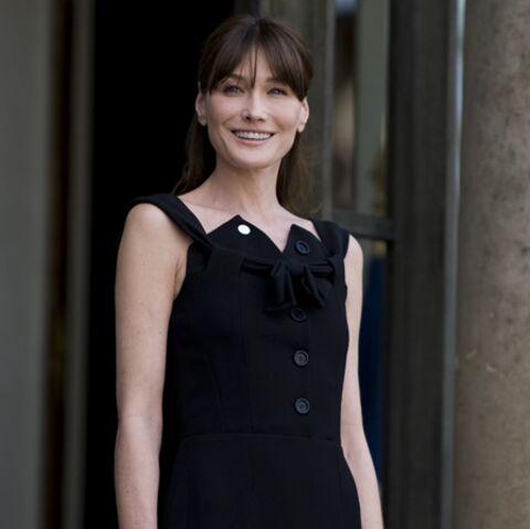 Carla Bruni-Sarkozy: sa fille se prénomme Giulia