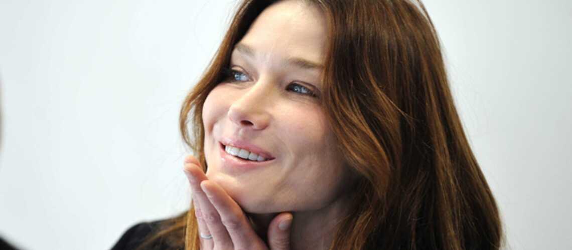 Carla Bruni et Giulia: un nouveau couple mère-fille célèbre