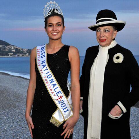 Geneviève de Fontenay: la fin pour Miss Nationale?