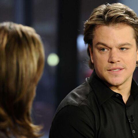 Matt Damon endosse le rôle de réalisateur