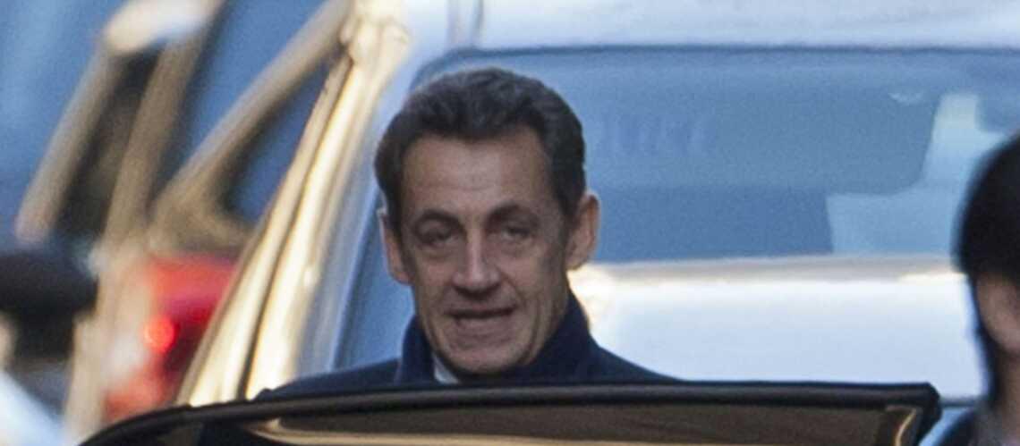 Nicolas Sarkozy se confie sur la naissance de sa fille