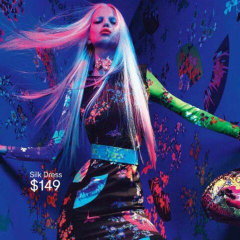 H&M pour Versace: les premières images