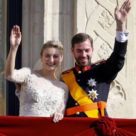 Photos- Mariage sompteux au Luxembourg