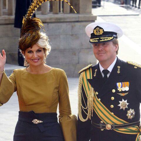 Maxima et Willem-Alexander: un couple «parfaitement préparé»