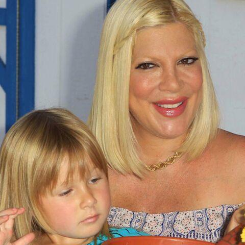 La fille de Tori Spelling lui a sauvé la vie