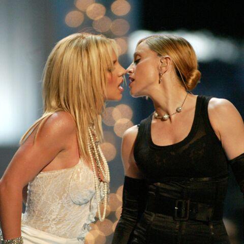 Britney Spears et Madonna, les coulisses d'un baiser culte