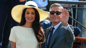 George Clooney raconte tout de sa demande en mariage