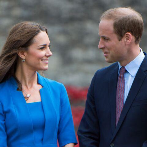 Kate et William: leur deuxième enfant naîtra en avril