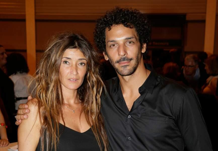 Tomer Sisley et sa compagne Karine Machado