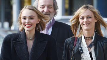 Lily-Rose Depp: ce qu'elle a promis à sa mère