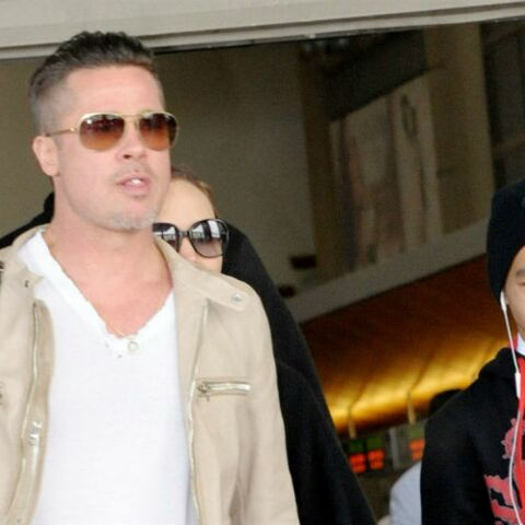 Brad Pitt: son fils Maddox a enfin accepté de le revoir