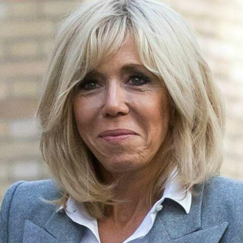 Découvrez les caleçons qu'offre Brigitte Macron à son mari