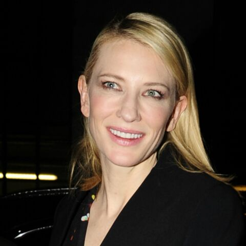 Cate Blanchett a eu peur de se faire virer
