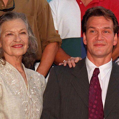 La mère de Patrick Swayze est morte