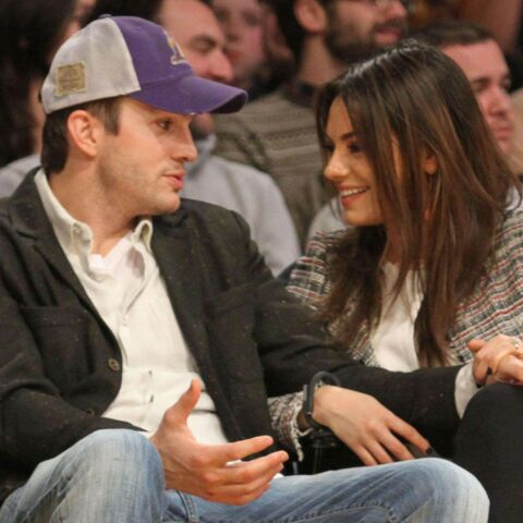 Mila Kunis et Ashton Kutcher «surexcités» avant la naissance de leur bébé