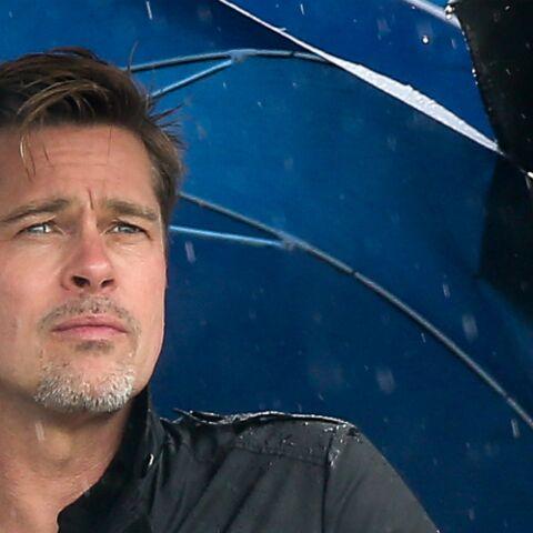 Brad Pitt réagit suite à l'annonce de son divorce d'avec Angelina Jolie