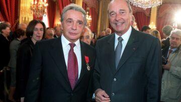Quand Jacques Chirac et Michel Sardou picolaient en cachette de Bernadette