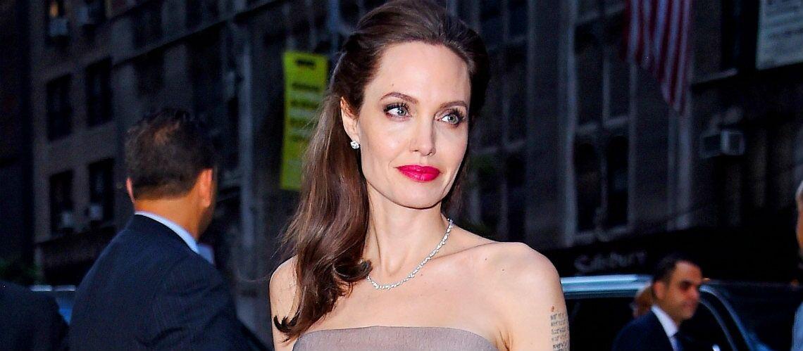 Le dernier film d'Angelina Jolie l'a-t-il convaincue à demander le divorce?