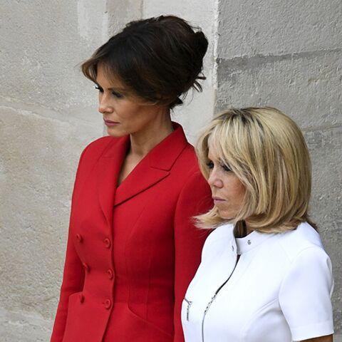 Brigitte Macron et Melania Trump: les retrouvailles à New York