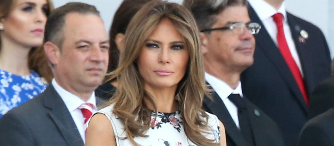 Melania Trump humiliée, elle fait interdire une publicité en Croatie