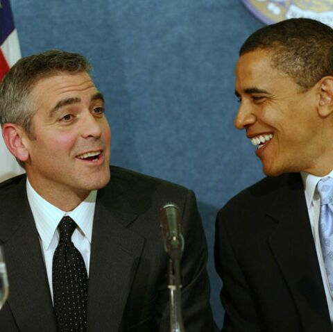 Barack Obama, fan de George Clooney