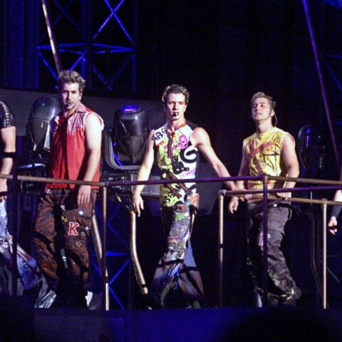 Un retour des N'Sync sur scène?