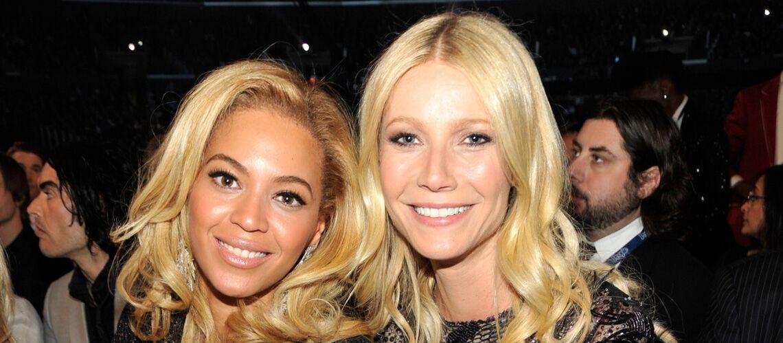 Beyoncé: sa copine Gwyneth Paltrow à la rescousse