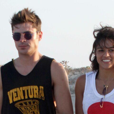 Michelle Rodriguez et Zac Efron: leur amour de vacances est finie!