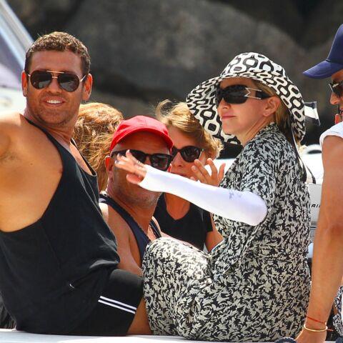 Madonna entre des mains expertes