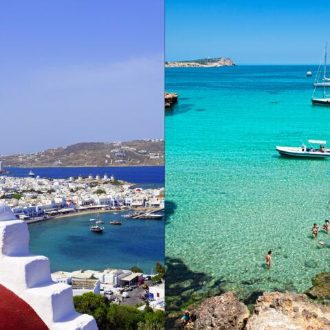 Mykonos vs Ibiza: le match des spots de stars