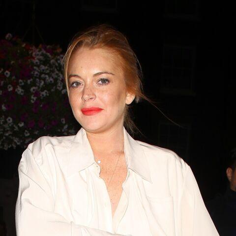 Lindsay Lohan est partie sans payer