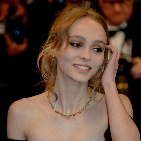 Vidéo – Lily-Rose Depp fait décidément tout comme sa mère