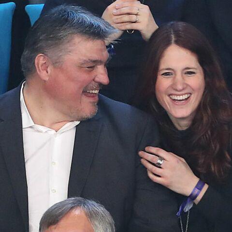 David Douillet s'est marié avec Vanessa Carrara, un an après la naissance de leur fille Blanche