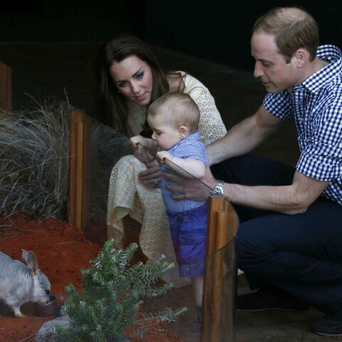 Photos – Le «lapin» de Pâques du Prince George