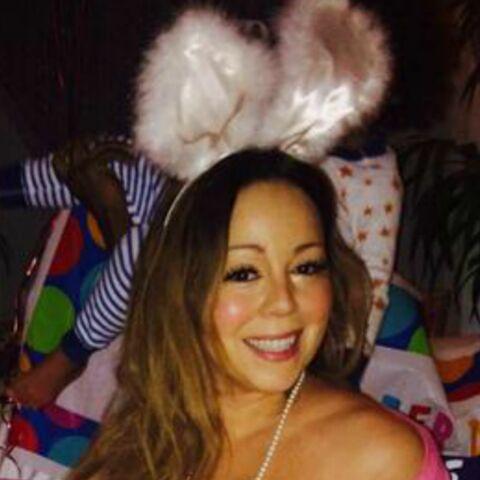 Photos – Mariah Carey, Madonna et Rihanna en lapins coquins