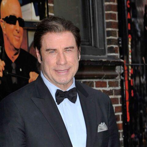 """John Travolta: """"La scientologie m'a aidée à surmonter la mort de mon fils"""""""