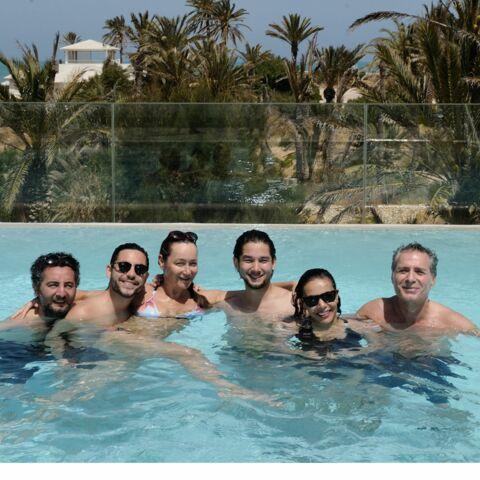 Photos – Saïda Jawad, Julie Ferrier, Alban Bartoli: leur escapade enchantée à Djerba