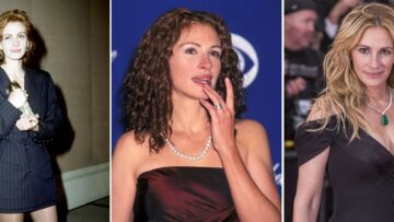 PHOTOS  – Julia Roberts a 50 ans, revivez son évolution beauté de Pretty Woman à aujourd'hui