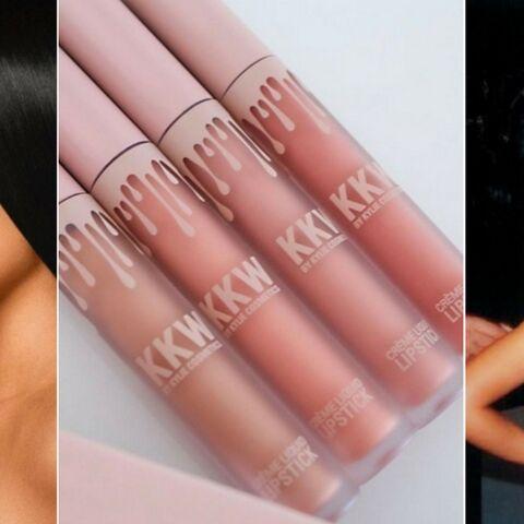 Kim Kardashian et sa sœur Kylie Jenner collaborent pour Kylie Cosmetics