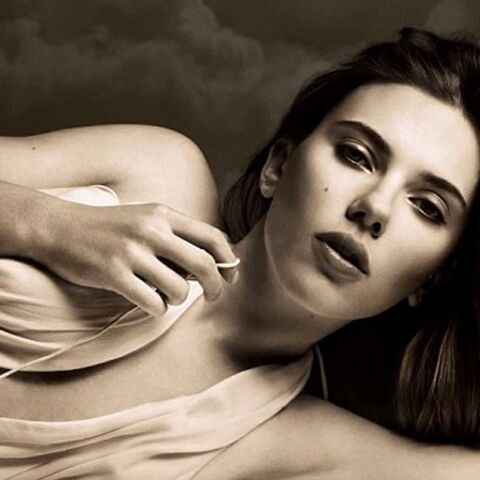 Scarlett Johansson brûlante à Broadway