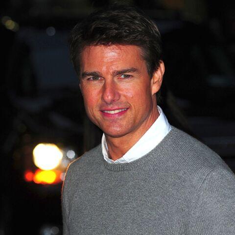 Tom Cruise: «Allo j'écoute?»