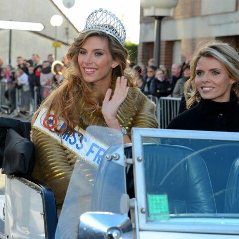 Miss France: Camille Cerf de retour sur ses terres