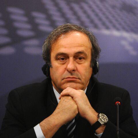 Michel Platini suspendu 8 ans