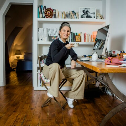 Sophie Fontanel: sa vocation? L'élégance!