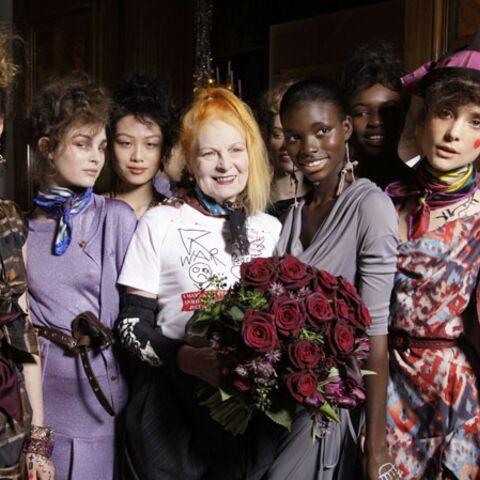Vivienne Westwood: «Elizabeth II a un extraordinaire sens du style»