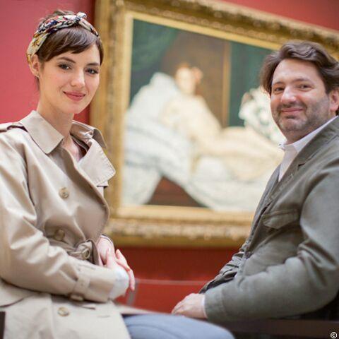 Livre – Louise Bourgoin prend le train de l'art à Orsay